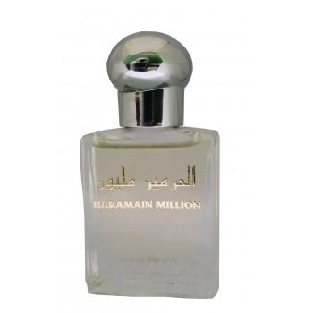 """সুন্নতী """"হারামাইন মিলিয়ন"""" আতর  ১৫ মিলিঃ (এ্যালকোহল মুক্ত)"""