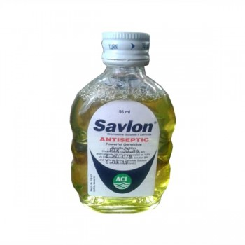 Savlon antiseptic  56 ml  (ACI)